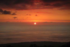 Západy slunce tu jsou nádherné každý den