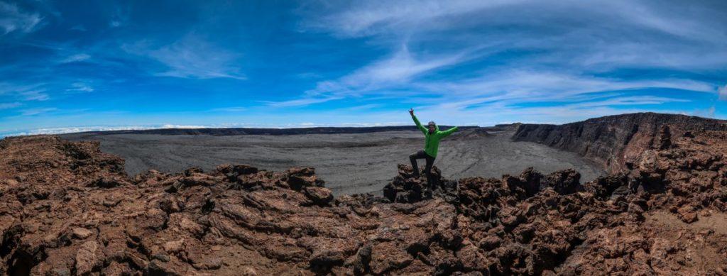 Na vrcholu Mauna Loa